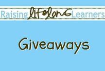 Giveaways / by Raising Lifelong Learners