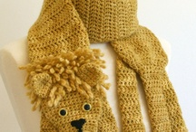 crochet scarves, cowls, shawls & ponchos / crochet scarves, cowls, shawls & ponchos / by Karen Brogger Hagstrom