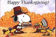 Thanksgiving / by Lora Hendrickson
