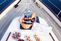 Nouveau Nauticals / Nautical Inspiration from across Pinterest