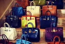 Bag Hag / You can NEVER have enough bags, purses or clutches