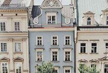 Exterior Facades / The most inspiring exteriors on Pinterest.