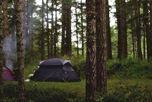 Campin' ⛺️ / Outdoor shiz.