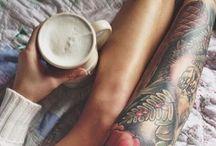 Ink / Body art!