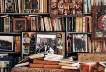 Paraísos literarios / Bibliotecas, librerías y rincones en los que encerrarse a leer.