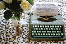 Creatividad literaria / Inspirados por la literatura.