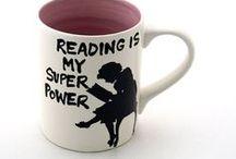 Para frikis (con cariño) / Merchandising literario.