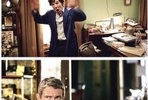 I'm a Cumbercookie / Sherlock stuffs