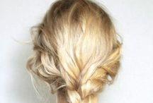 Tresses & Locks / The best hairstyle inspiration on Pinterest.