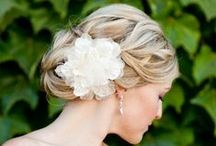 Wedding Hairstyles - Short Hair
