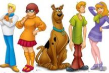 Scooby Doo Cardboard Cutouts / Standees / Standups