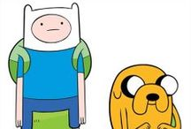 Adventure Time Lifesize Cardboard Cutouts and Standups / Finn and Jake find themselves in cardboard cutout form!  You might find them in the face masks section too ;)