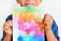 Creativity | Kids' Activities / My favorite crafts, activities, tips, tricks, ideas, and recipes to help you encourage creativity and imagination in your kids.