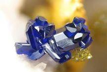 Copper Minerals - Azurite, Malachite, Shattuckite, Dioptase, Chrysocolla / The awesome way blues and greens mix - Plancheite, Linarite, Khaidarkanite, Cumengeite, Cuprite, Jalpaite