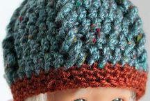 Crochet: Hats / Crochet Hat Patterns & Inspiration