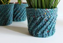 Crochet: Decorative / Decorative crochet projects for the home -- patterns, tutorials, and inspiration