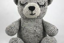 Crochet: Softies / Crochet patterns, tutorials, and inspiration for all kinds of softies. amigurumi, or stuffed toys.
