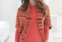 Crochet: Sweaters / Crochet sweater patterns and inspiration