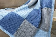 Crochet: Blankets / Crochet blanket and afghan patterns and inspiration