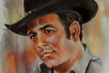 Pernell Roberts / Pernell Roberts was an American actor, as well as a singer. He was best known for his roles as Ben Cartwright's eldest son Adam Cartwright on the Western TV series Bonanza  and as chief surgeon Dr. John McIntyre, the title character on Trapper John, M.D.
