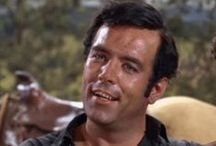 Animated GIFs - Pernell Roberts and Bonanza / All gifs here were made by me.