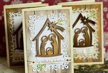 Kartki świąteczne ręcznie robione (Handmade Cards)