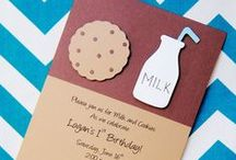 Party Invitations / See ideas for baby shower invitations, boy and girl birthday invitations, wedding invitations and more!  See more party ideas at CatchMyParty.com.