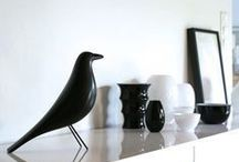 Femkeido ♡ Black & White / Black and white inspiration for your home