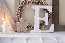 Holidays / Holiday decorating / by Gwenna Brooks