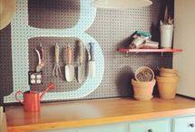 My Room / scrap booking, sewing, office for school / by Dana Leonard