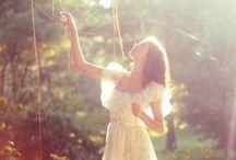 {like a fairytale} / by Hannah B.