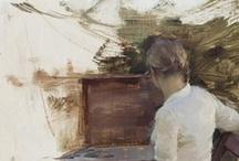 paint & pencil / by Rochelle du Plessis