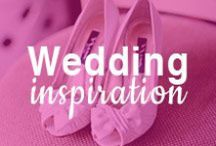Wedding Inspiration / Whether you're the bride or the bridesmaid, the perfect evening shoes are a must-have. Plus our favorite DIY ideas for brides on a budget.  / by ShoeBuy