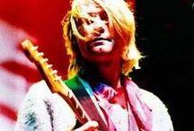 Kurt Cobain / I ♥ Kurt Cobain! / by Katrina Pursell