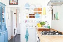 Kitchens / by Paige E.