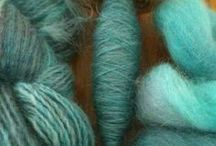 Teal blue green