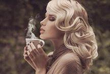 "Full of Secrets / ""That's why her hair's so big.   It's full of secrets.""  -Mean Girls / by Lauren Cognato"