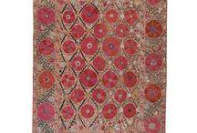 Textiles: rugs, quilts & pretty prints, etc... / by Paige E.