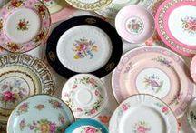 Ceramics, Clay, China, Pottery & Porcelain, etc. / by Paige E.