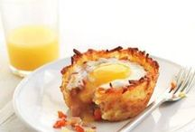Food: EGG Dishes & Breakfast  / by Paige E.