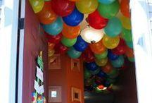 PARTY IDEAS- IDEAS PARA TU FIESTA / Ideas para tu #fiesta temática: mejicana, hawaiana, indios y vaqueros, hippy ... #Party theme ideas: mexican, luau, western, decades ...