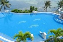 Pools That are Cool / Love To Be There Right Now. By Mark and Michelle Owners of AC Filters 4 Less (954) 588-7774 / by AC Filters 4 Less