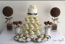 DESSERT TABLES  / by Leslie Messina Dawson-Mouzis
