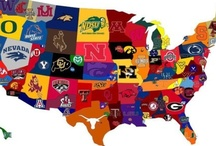 College Football / College. Football. Need we say more? / by TextbookRush