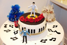 Elvis Party Ideas / Elvis party ideas --  Elvis cakes, decorations, party foods and favors. See more party ideas at CatchMyParty.com.