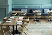 Femkeido ♡ Restaurants / Inspiring interior design of restaurants all over the world
