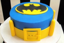 Batman Party Ideas / Batman party ideas for a boy birthday -- Batman cakes, decorations, party foods and favors. See more party ideas at CatchMyParty.com.