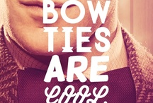 Bowties are Cool / My treasure chest of Doctor Who / by Jenavieve Crum