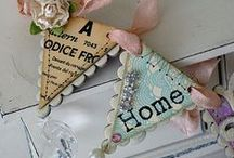 Banner Love  / by Melissa Caruthers