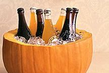 Halloween Cocktails / All kinds of Halloween party cocktails and drinks for your Halloween party!  See more party ideas at CatchMyParty.com.